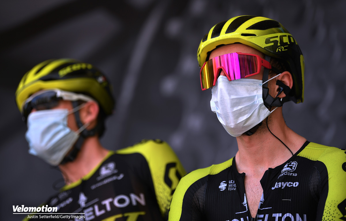 Tour de France 2020 Teams Mitchelton - Scott