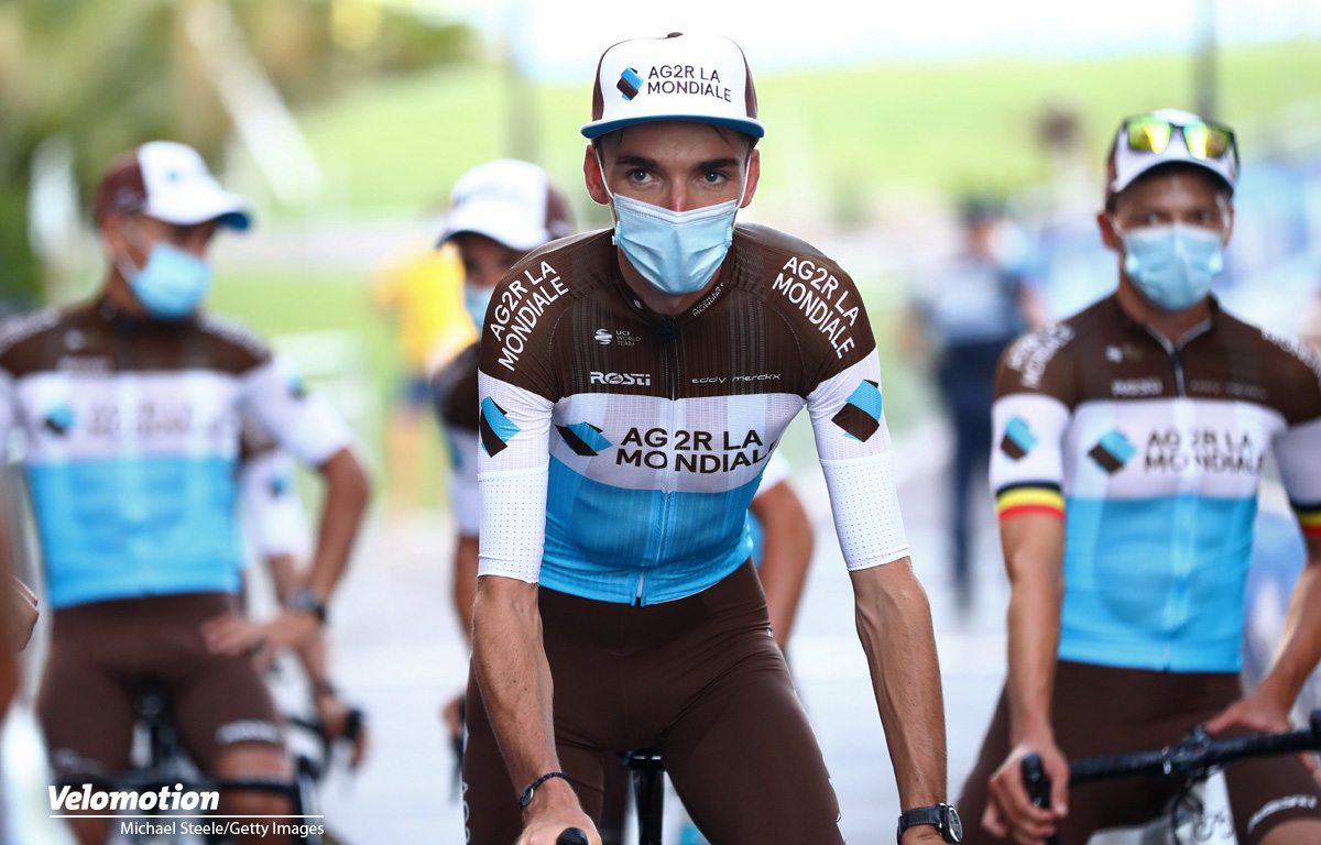 Tour de France 2020 Teams AG2R la Mondiale