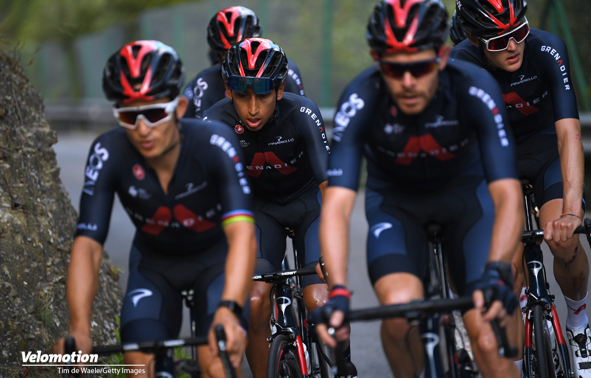 Tour de France 2020 Teams Ineos Grenadier