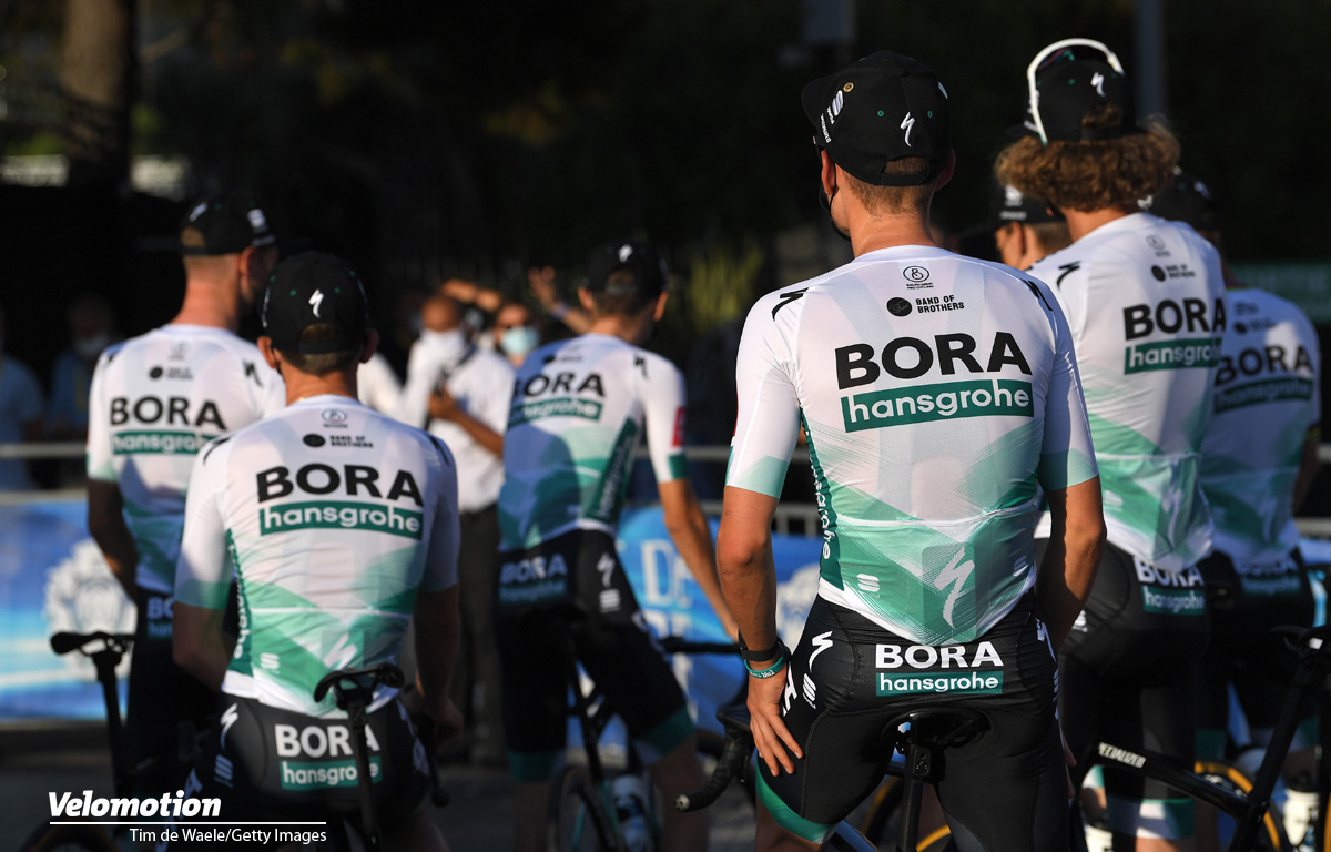 Tour de France 2020 Teams Bora - hansgrohe