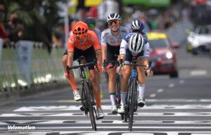 Deignan Vos La Course by Le Tour de France