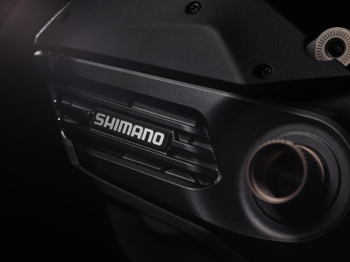 Shimano EP8 E-MTBs