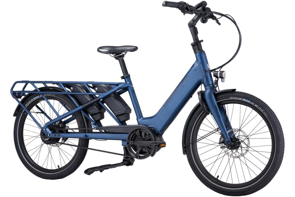 Neue Hercules E-Bikes 2021: Familiär und faltbar
