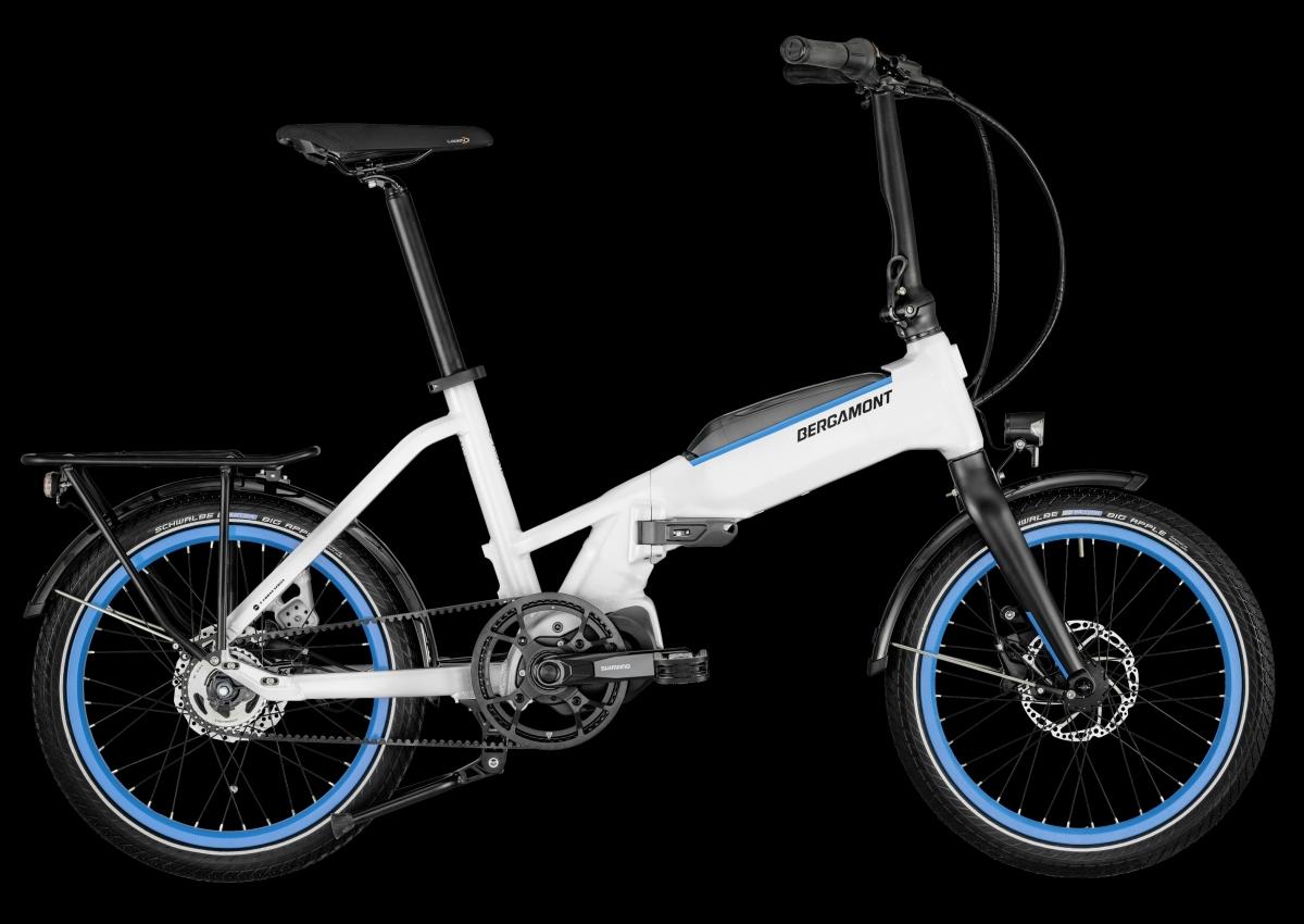 Bergamont Paul-E Faltrad: Ein Mal E-Bike zum Mitnehmen bitte!