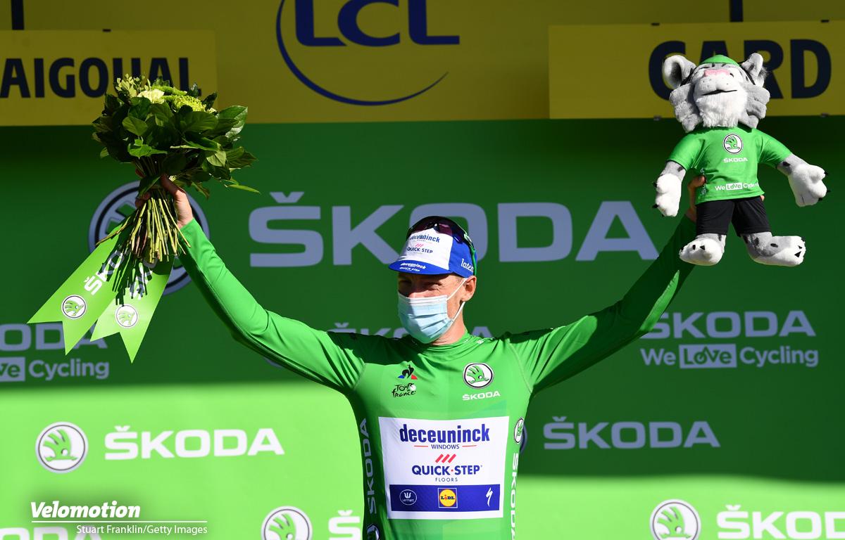 Bennett Sam Tour de France Etappensieg