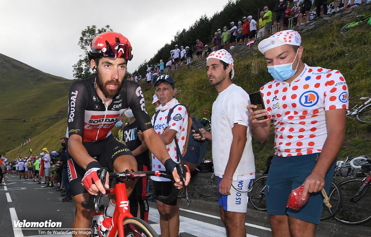 Thomas De Gendt Tour de France