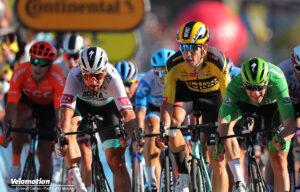 Peter Sagan Wout van Aert Tour de France