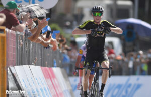 Lucas Hamilton Tirreno - Adriatico