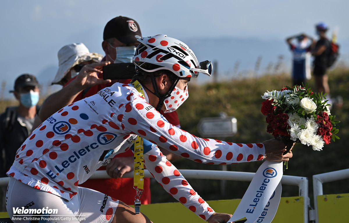 Tour de France Cosnefroy Bergtrikot