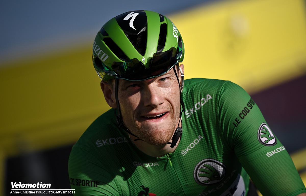 Tour de France Sam Bennett