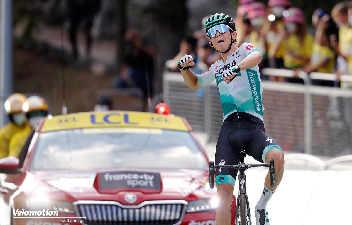Tour de France 2020 Kämna