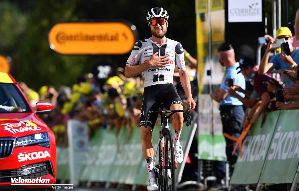 Tour de France 2020 Hirschi