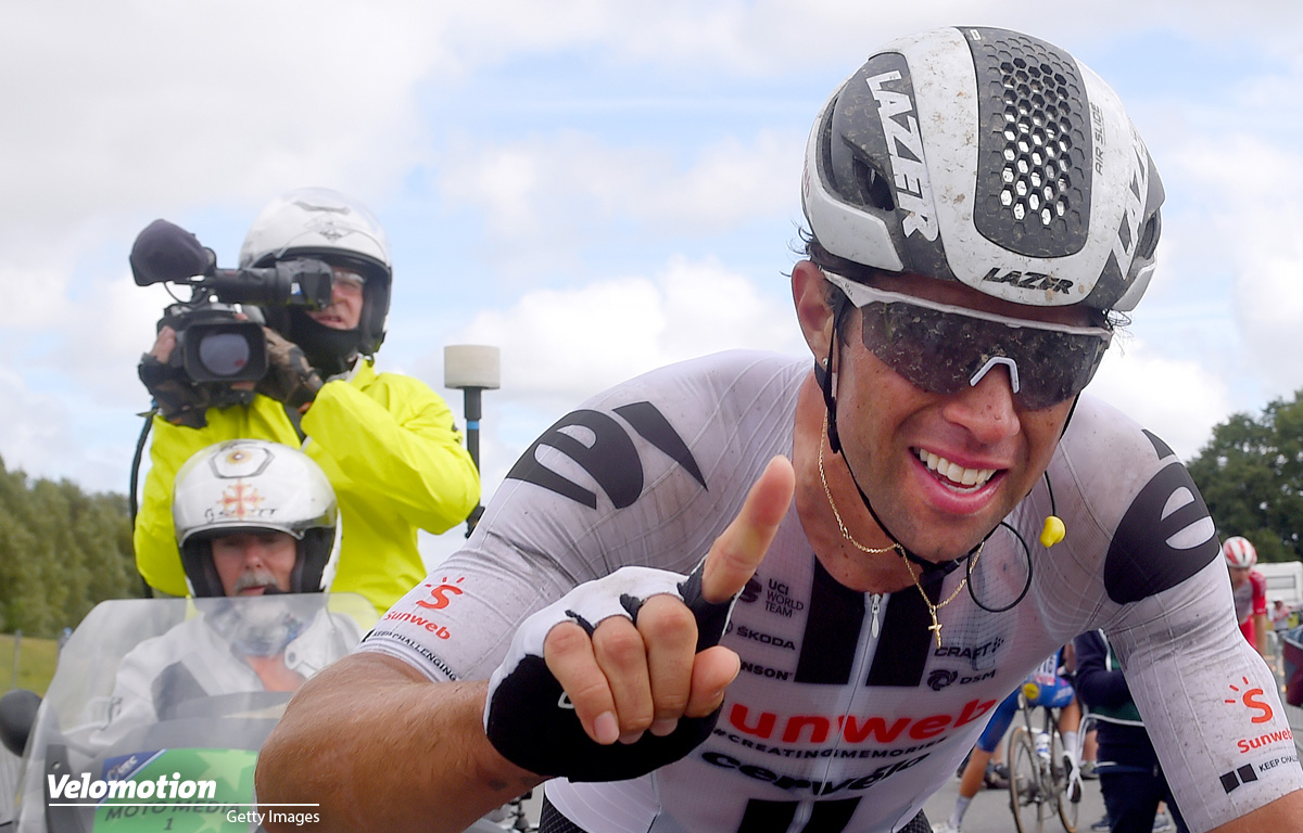 Michael Matthews Giro d'Italia