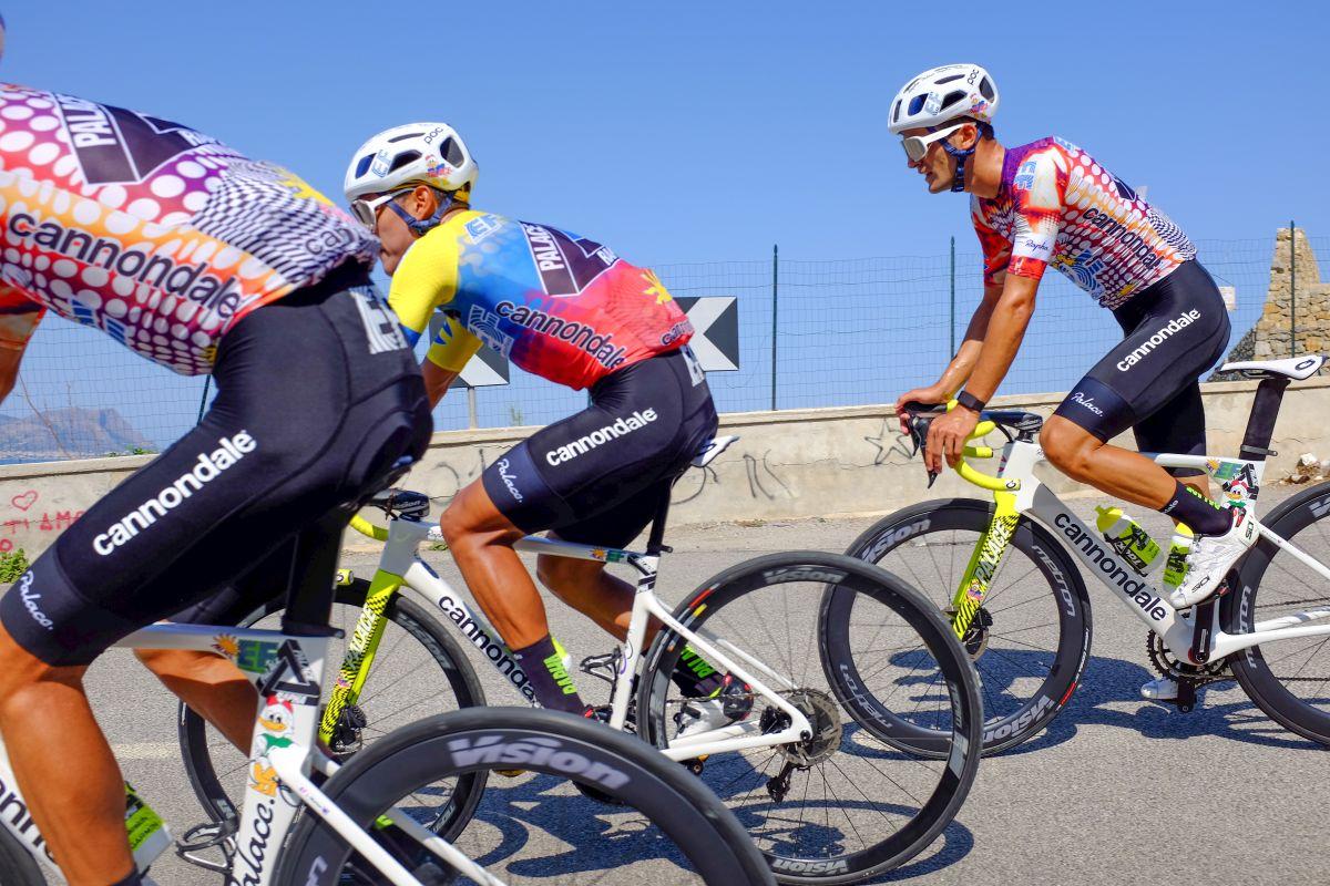 Rapha, Cannondale, POC und Palace Skateboards Giro d'Italia ...