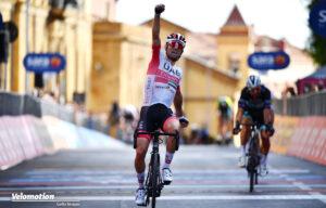 Diego Ulissi Giro d'Italia