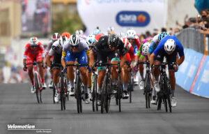 Arnaud Démare Giro d'Italia 2020
