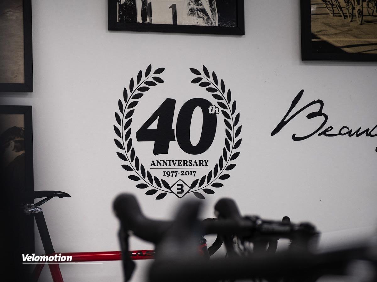 Inzwischen 43 Jahre jung: Cicli Basso