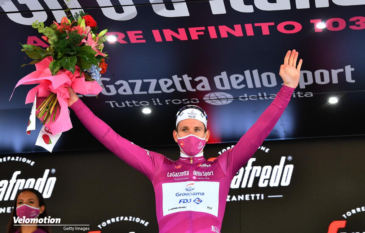 Giro d'Italia Demare