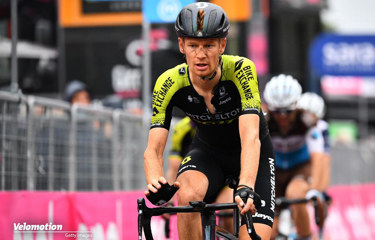 Jack Haig Giro d'Italia