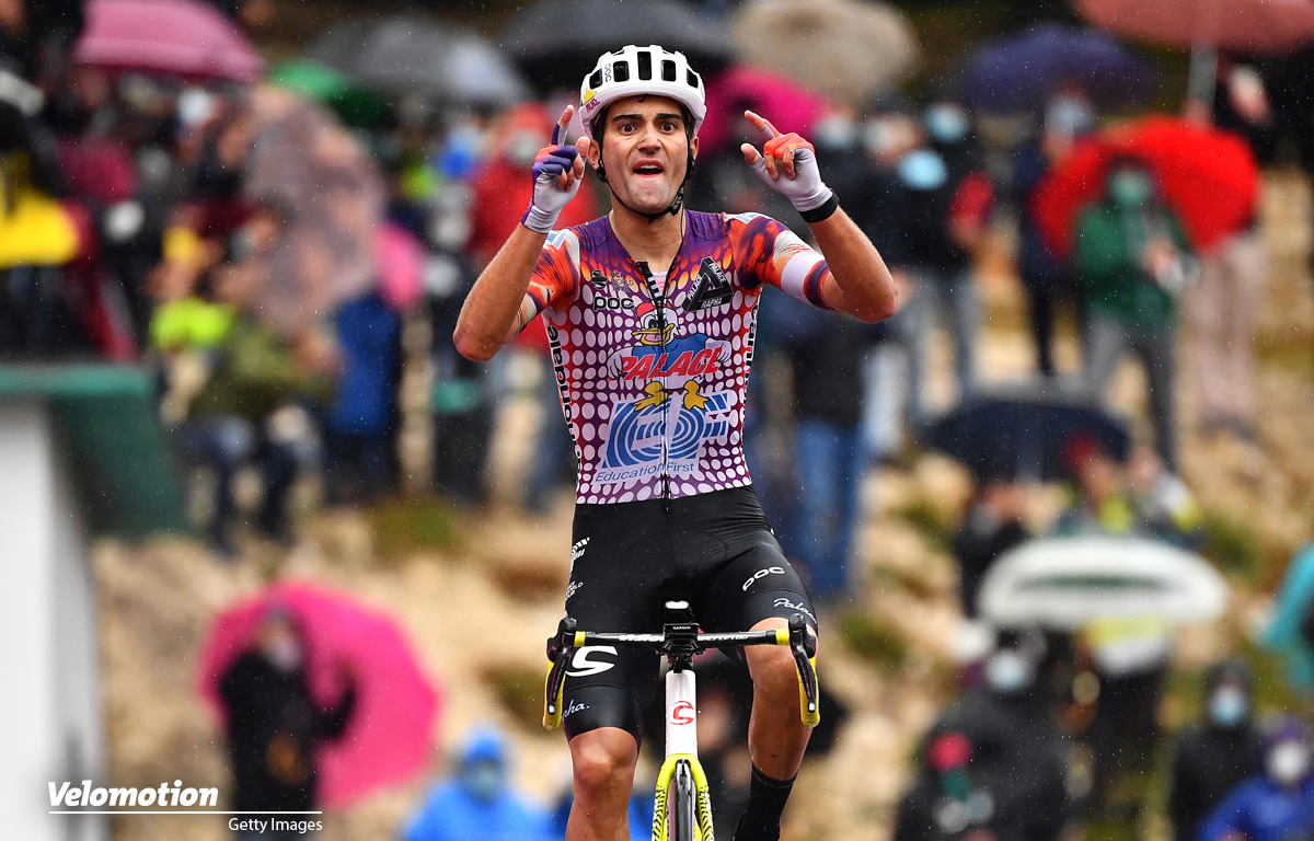 Giro d'Italia Guerreiro