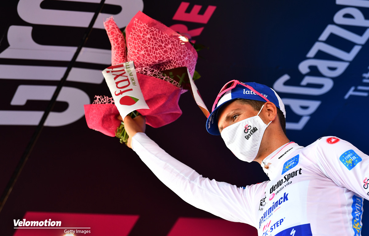 Giro d'Italia Joao Almeida