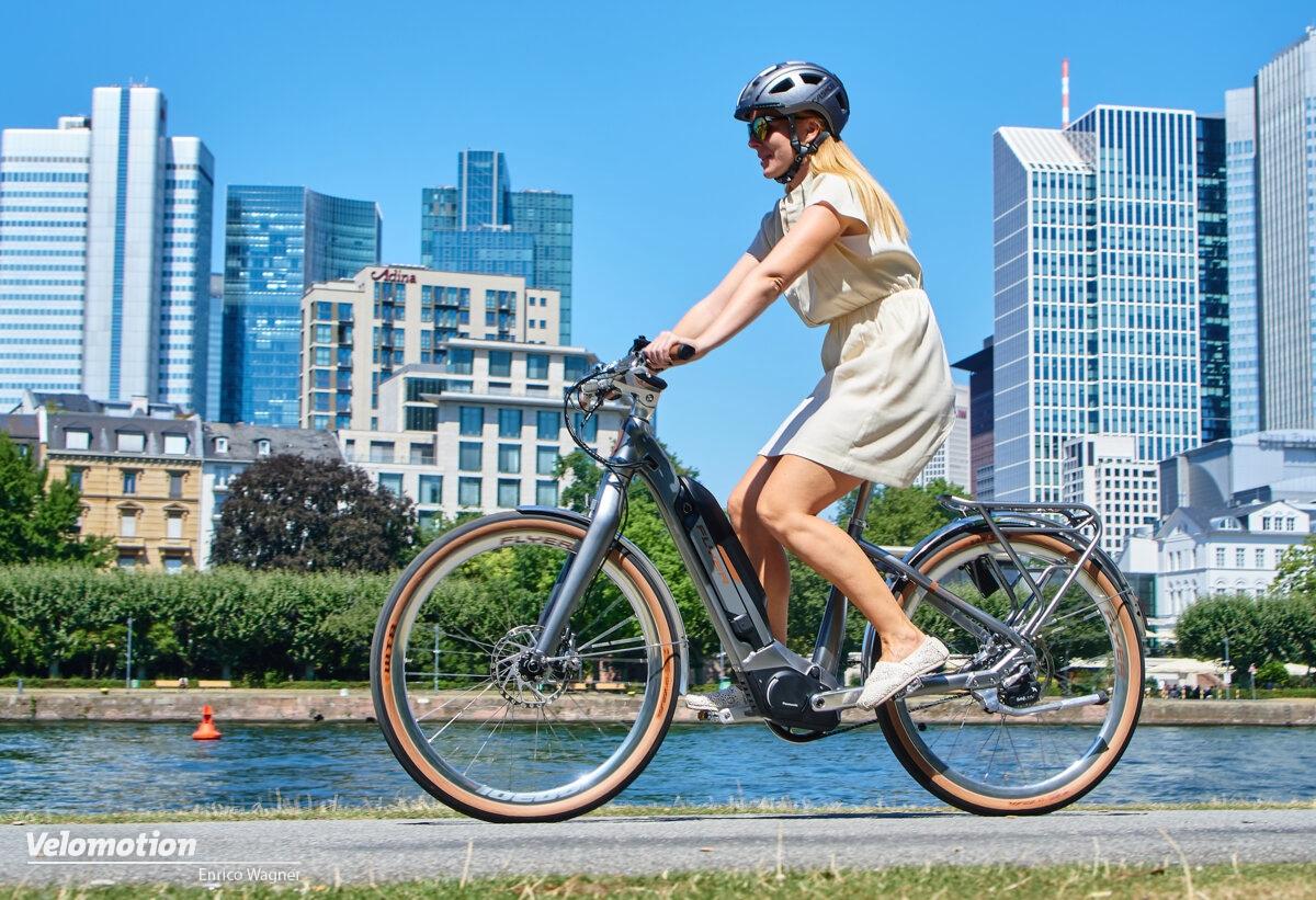 Flyer Upstreet5 2021: Zum Geburtstag viel Rad!