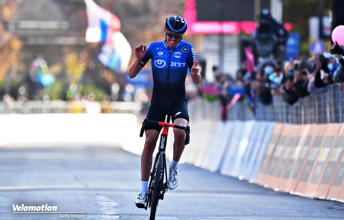 Ben O'Connor Giro d'Italia
