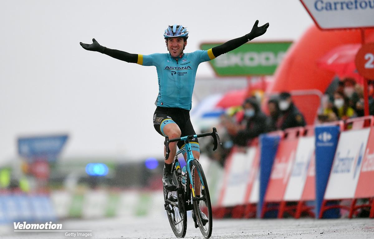 Ion Izagirre Vuelta a Espana