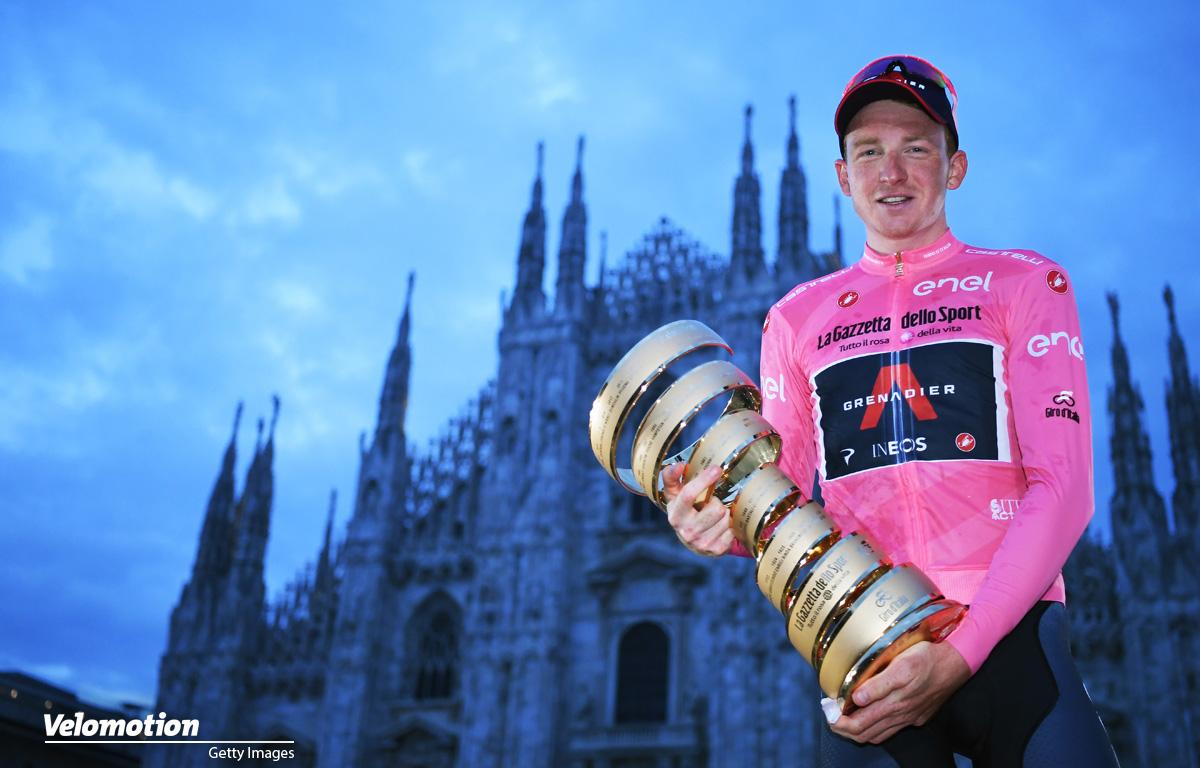 Giro d'Italia 2020 Rückblick Tao Geoghegan Hart