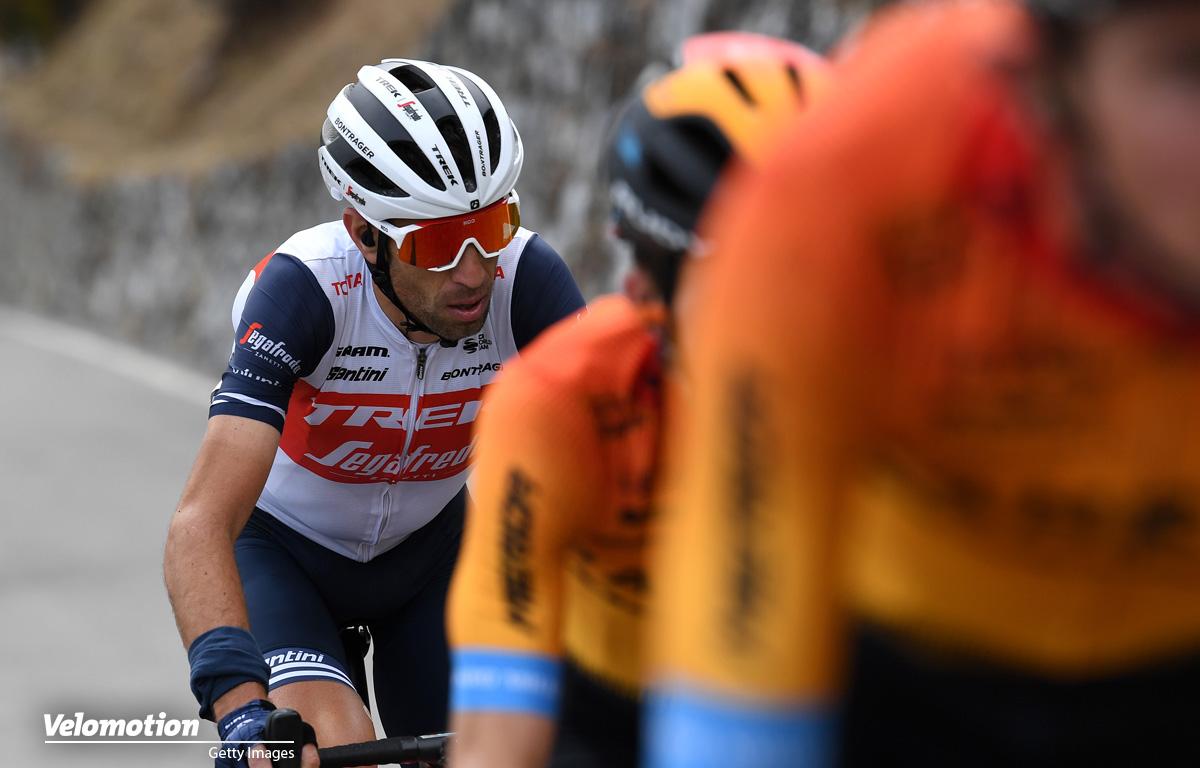 Giro d'Italia 2020 Rückblick Vincenzo Nibali