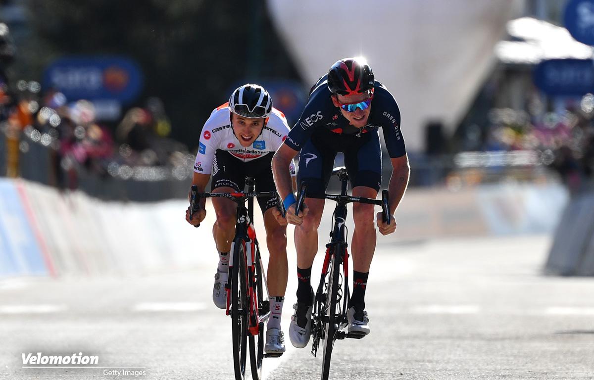 Giro d'Italia 2020 Rückblick Geoghegan Hart Hindley