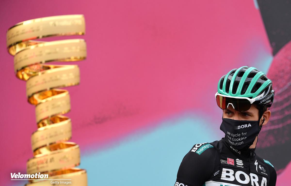 Giro d'Italia 2020 Rückblick Konrad Pernsteiner