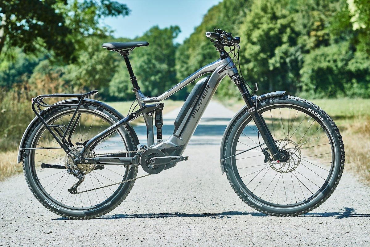 E-Bike Alleskönner mit Offroad-Potenzial: Test Flyer Goroc4 4.10