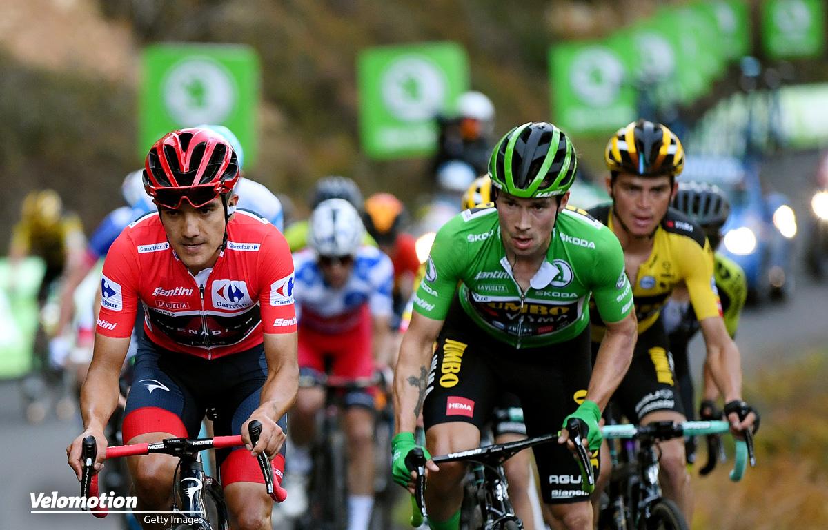 Vuelta a Espana #8: Roglic siegt und rückt näher an Carapaz heran
