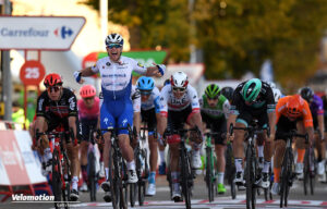 Sam Bennett Vuelta a Espana