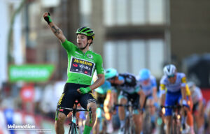 Roglic Großschartner Vuelta a Espana