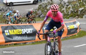 Hugh Carthy Vuelta a Espana