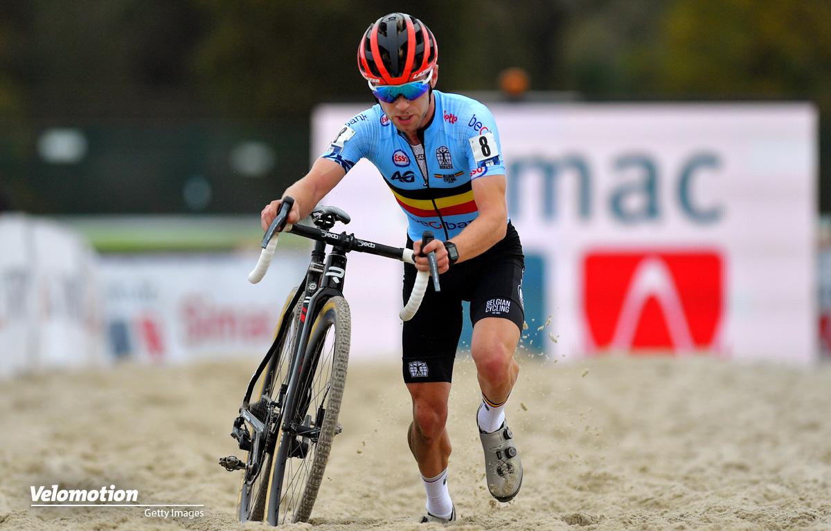 Iserbyt Radcross-EM Pieterse