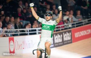 Levy Bahnrad-EM Keirin Gold