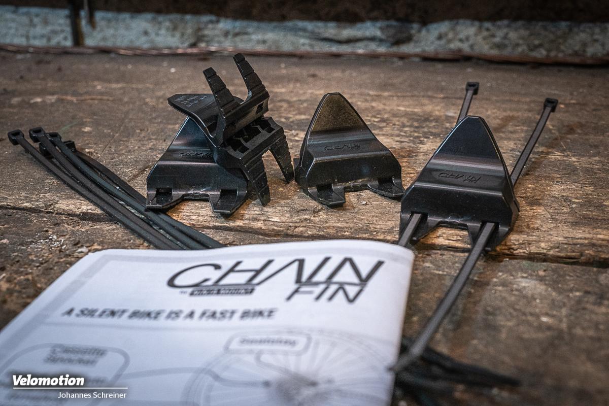 ChainFin Ninja Mount