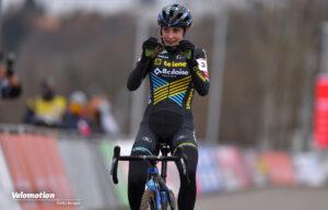 Vanthourenhout Brand Radcross Tabor