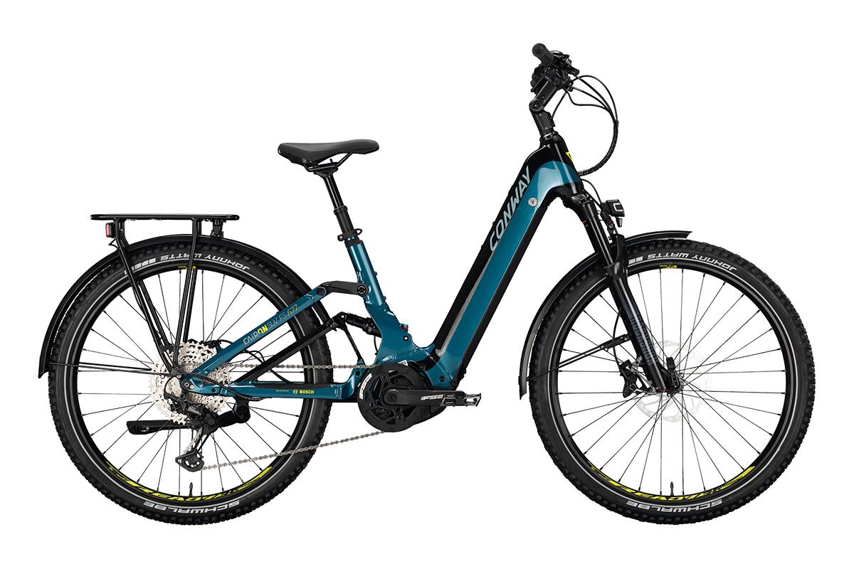 SUV E-Bikes 2021