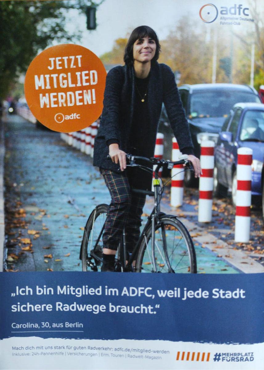 ADFC Kritik