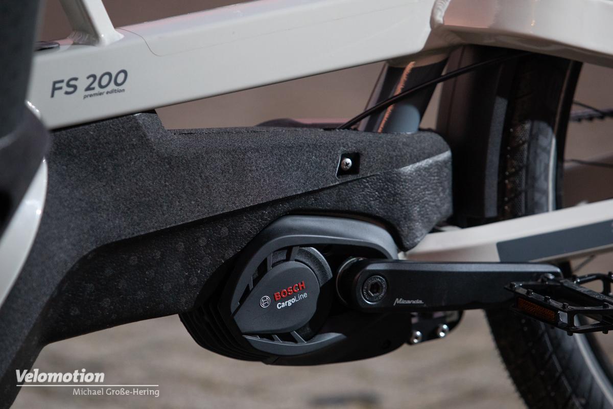 Bild vom Ca Go Bosch Motor