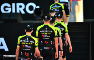BikeExchange 2021 Mitchelton - Scott