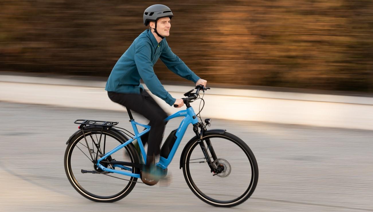 Lazer Cruizer: E-Bike Helm für den urbanen Alltag