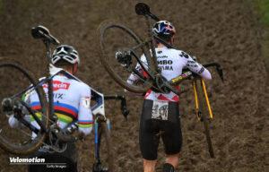 Van Aert Overijse Radcross Weltcup