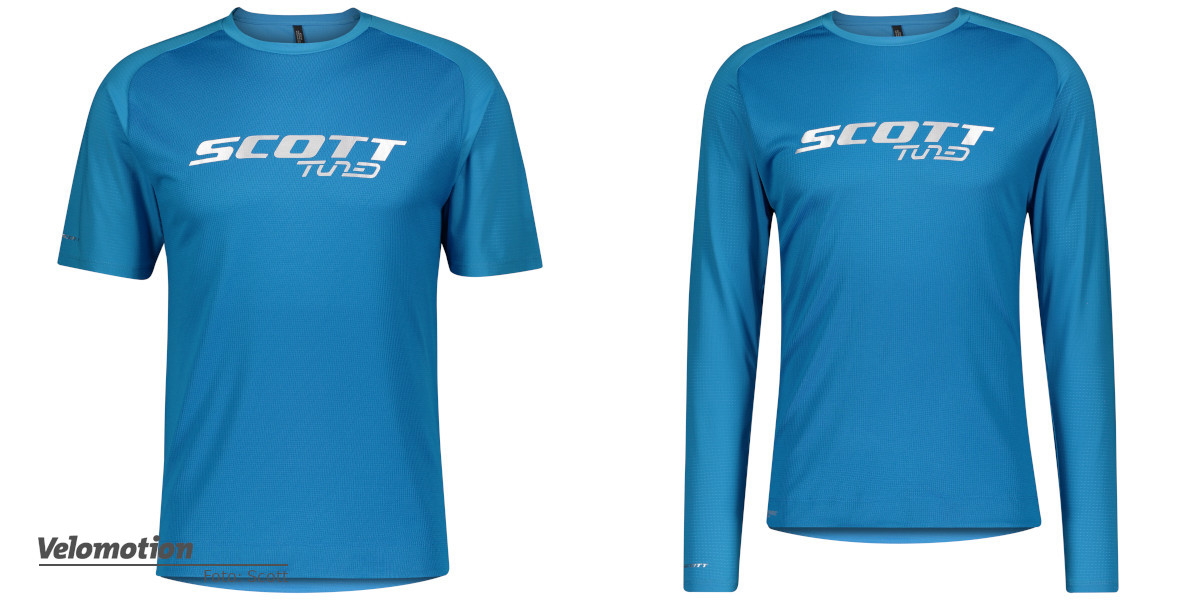 Scott Trail Tuned Shirts
