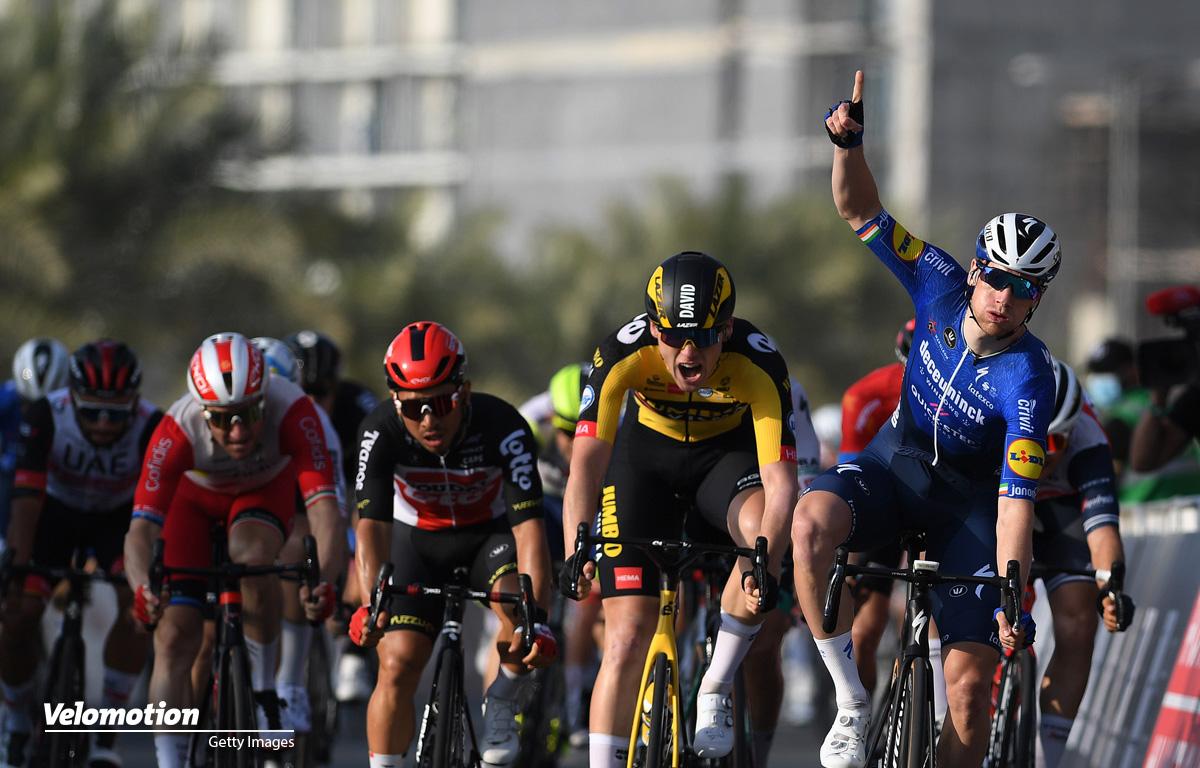 Bennett Sam UAE Tour