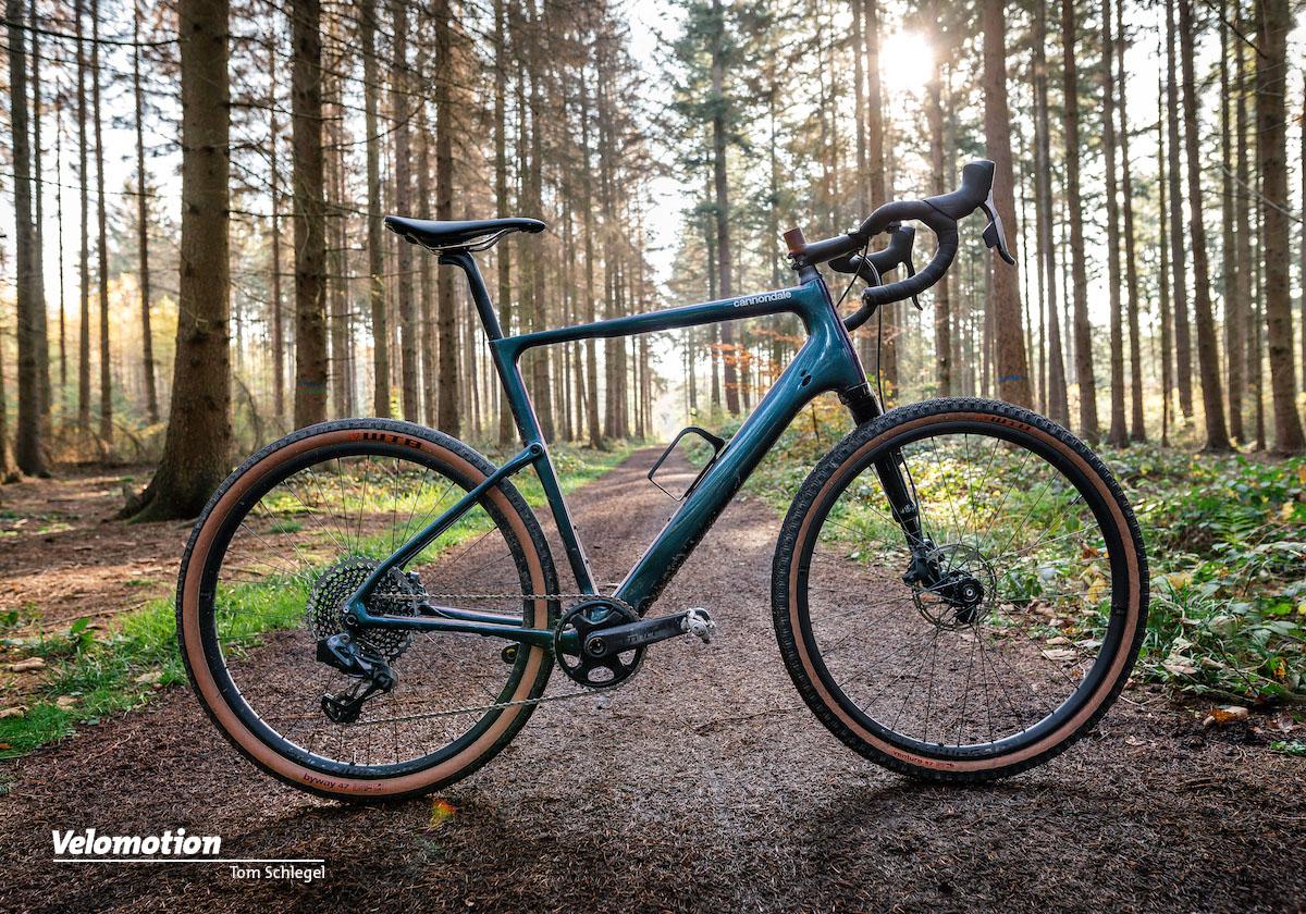 Test Canondale Topstone Carbon Lefty 1: Gravel-Traum nicht nur für Mountainbiker